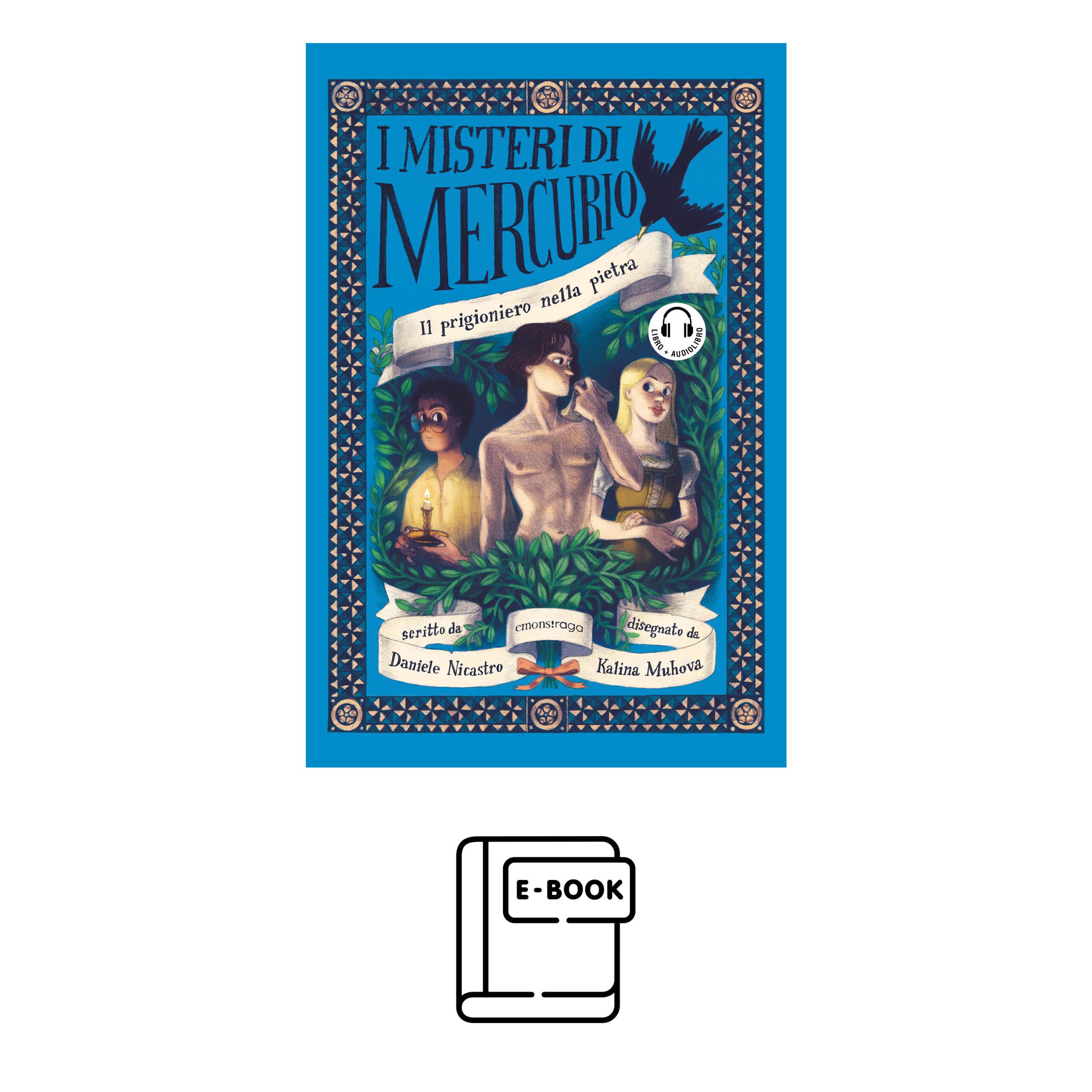 Il prigioniero nella pietra - ebook